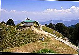 The Gorkha Battlefield: Hatu peak