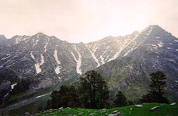 Triund ja Indrahar Pass