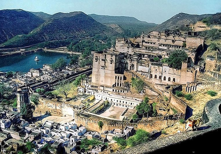 Weekend Getaways iz Delhija: Bundi
