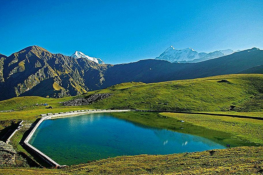 Himalaya: Bjerge, Meadows & Mysteries