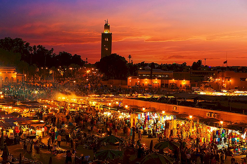 Djemaa El Fna, Maratešas sirdis - Lonely Planet