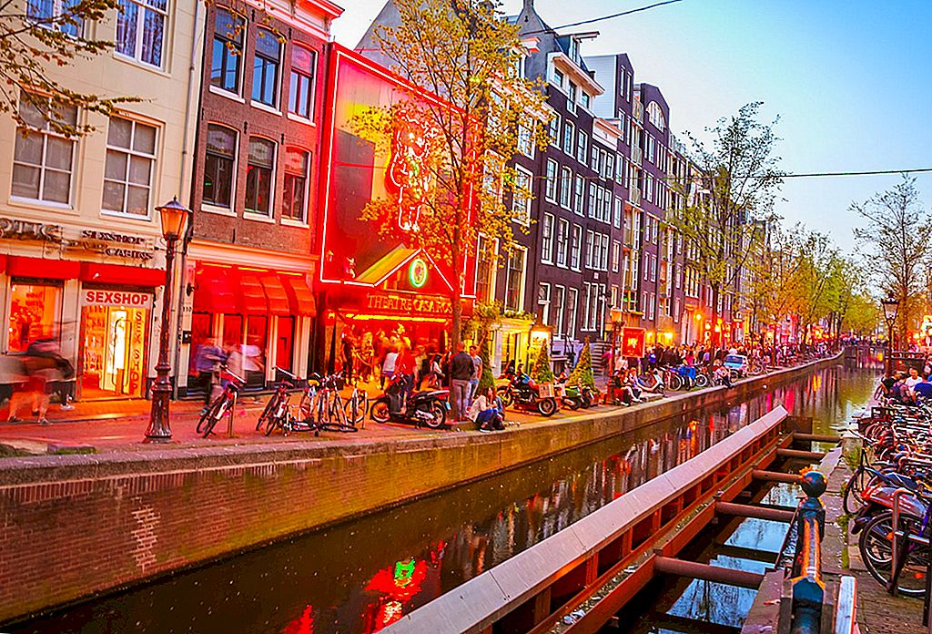 Ceļvedis uz Amsterdamas Red Light rajonu - Lonely Planet