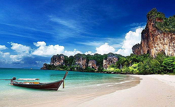 10 Top-rated toeristische attracties in Thailand