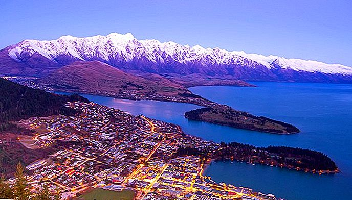 14 topbezienswaardigheden in Queenstown
