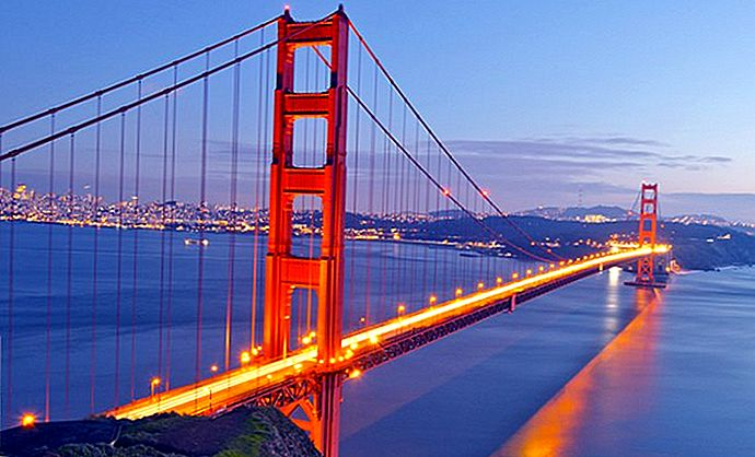 14 Top-rated turistattraktioner i Californien
