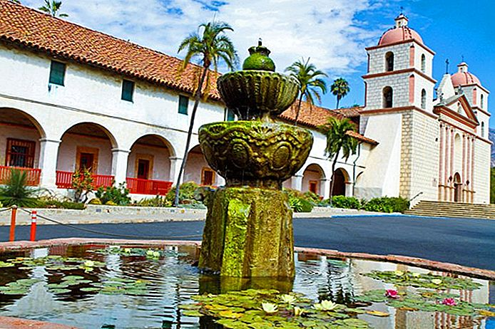 14 Top-rated turistattraktioner i Santa Barbara
