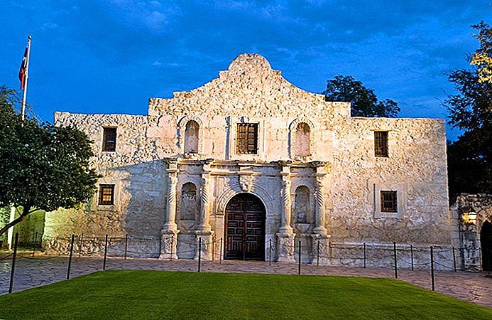 14 Top-rated turistattraktioner i Texas