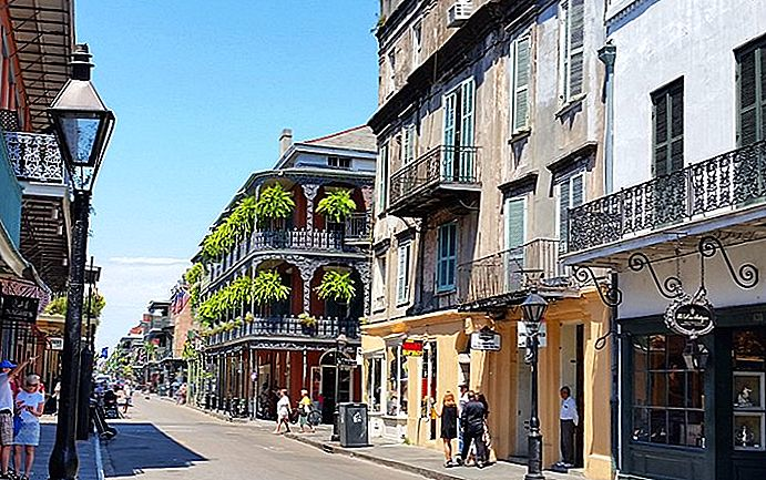 15 Top-rated turistattraktioner i New Orleans