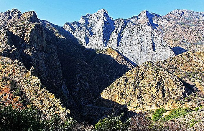 9 beste campings in Kings Canyon National Park