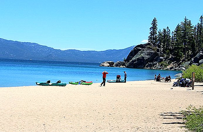 9 bästa campingplatser på South Lake Tahoe