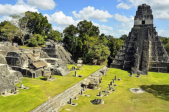 11 Top-rated turistattraktioner i Guatemala