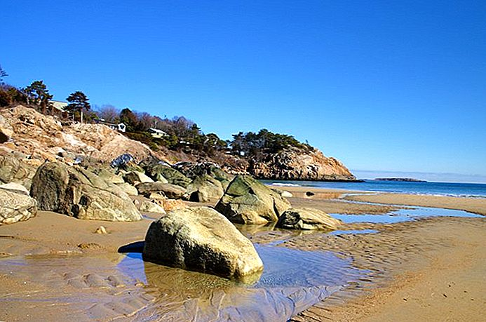 12 playas mejor valoradas en Massachusetts
