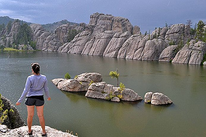 12 best beoordeelde campings in South Dakota