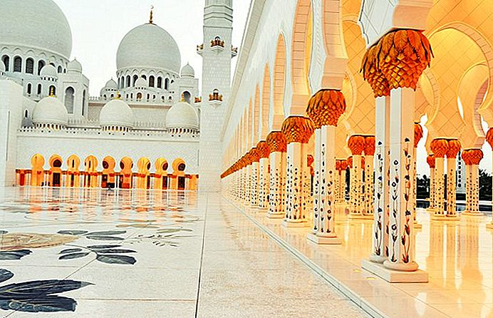 14 Top-rated turistattraktioner i Abu Dhabi
