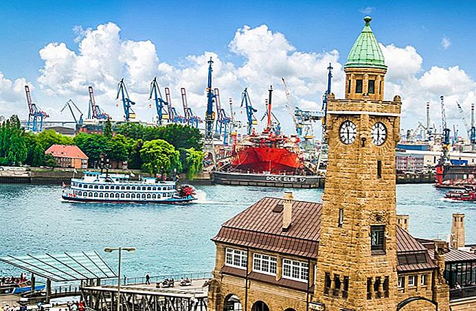16 Top turistattraktioner i Hamburg og Easy Day Trips