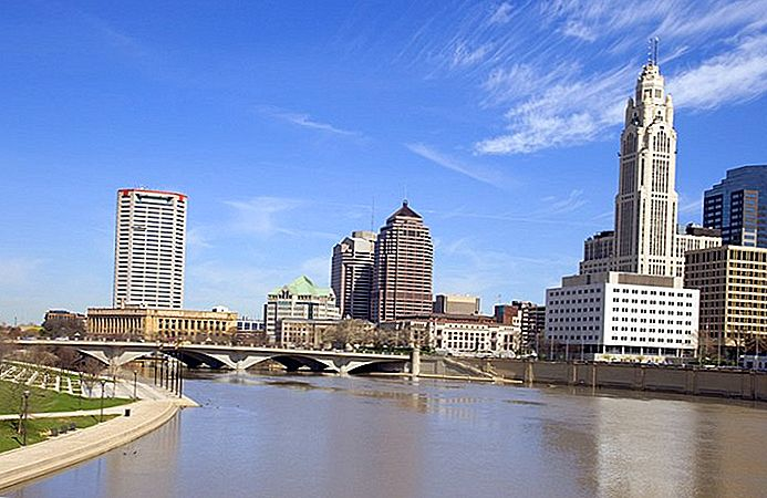 12 Best Weekend Getaways di Ohio
