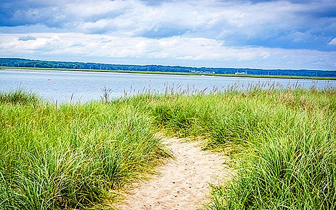 6 Pantai Teratas di New Hampshire