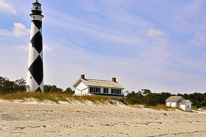 7 top-rated romantische uitjes in North Carolina