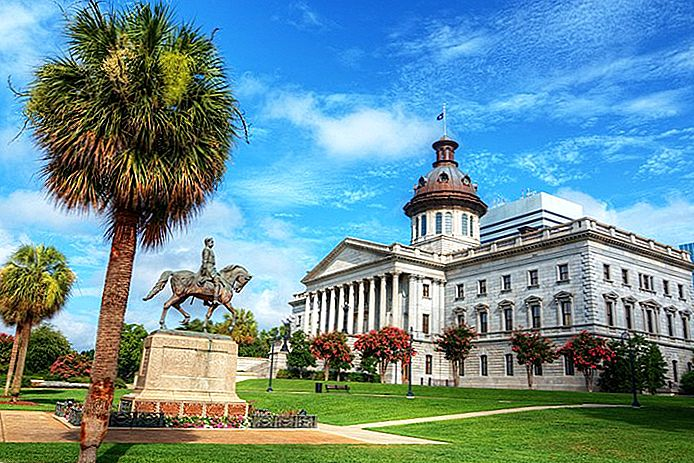 9 topbezienswaardigheden en -activiteiten in Columbia, South Carolina