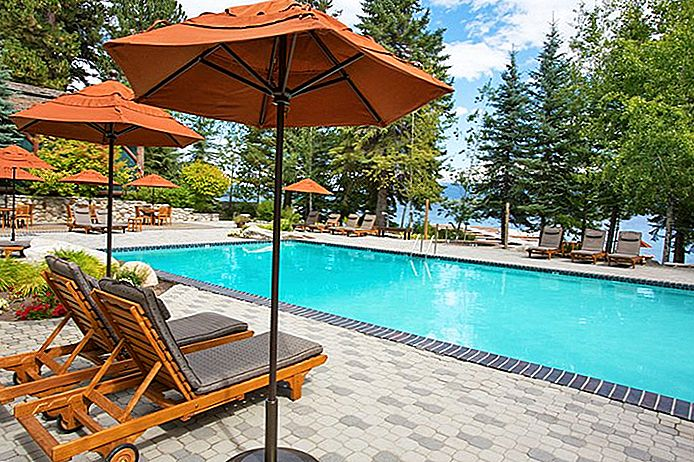 9 Topprankade Resorts i Idaho