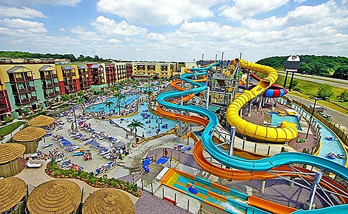 10 best beoordeelde resorts in Wisconsin Dells