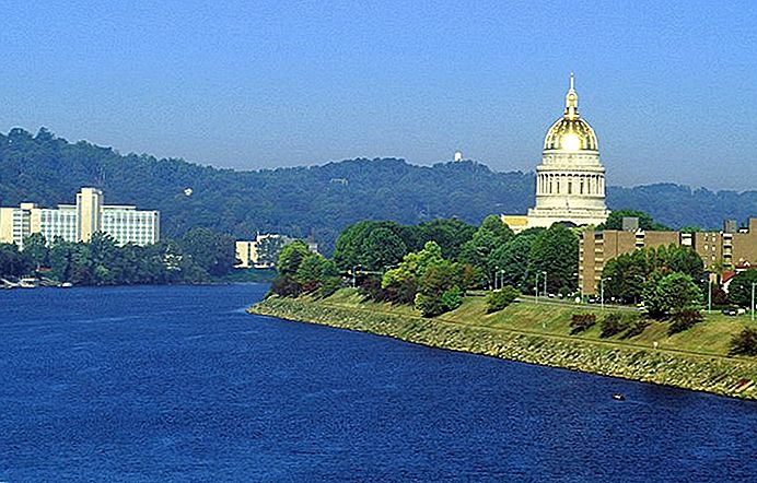 11 Topprankade turistattraktioner i Charleston, West Virginia