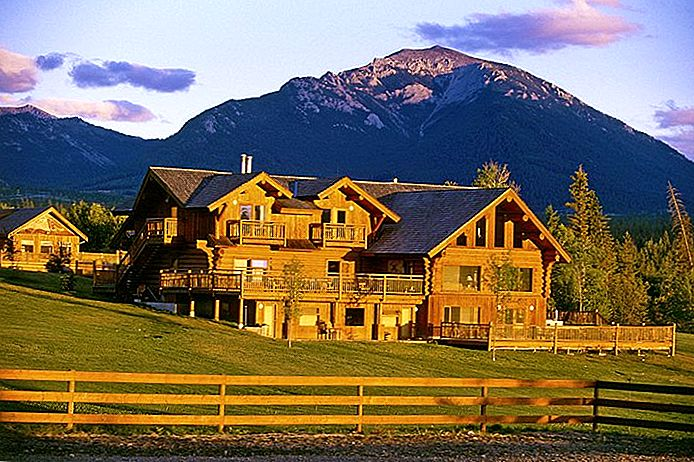 14 Resort Teratas di British Columbia