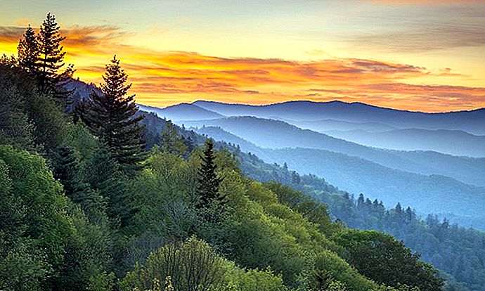 8 vrhunskih turističkih atrakcija u Gatlinburgu i Smoky Mountains