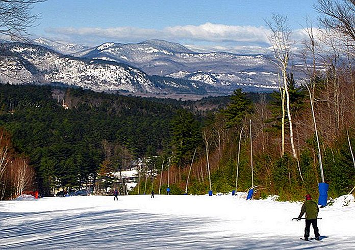 11 Resor Ski Teratas di New Hampshire, 2018