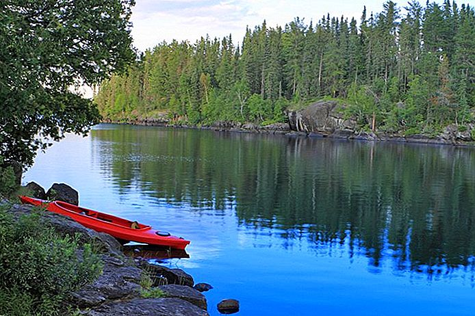12 Top-rated National & State Parks i Minnesota