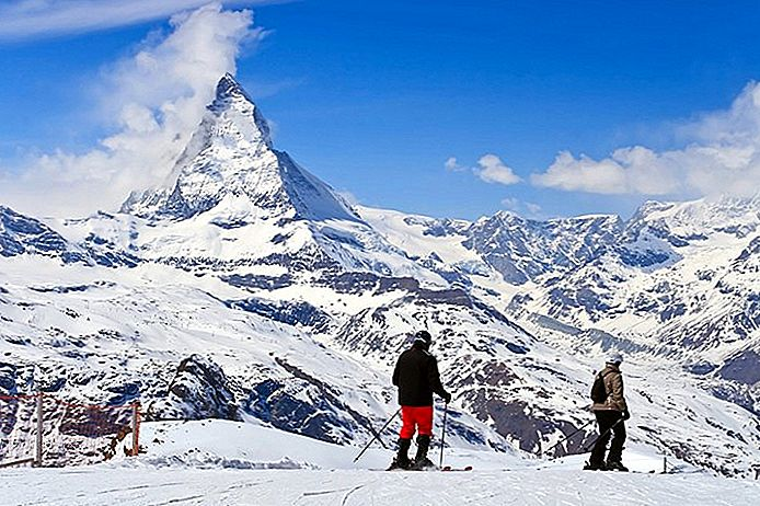 12 Resor Ski Terunggul di Switzerland, 2018