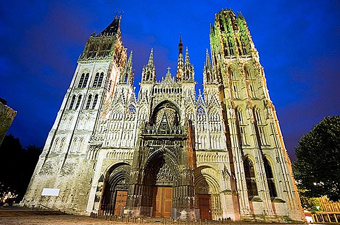11 Top Turistattraktioner i Rouen & Easy Day Trips