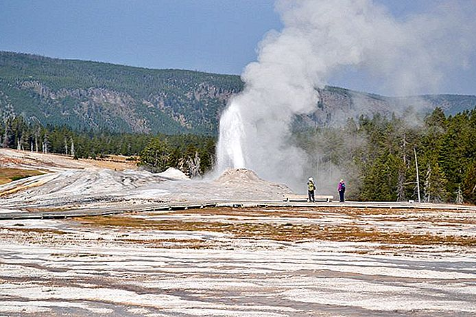 12 Top-rated Vandrestier i Yellowstone National Park