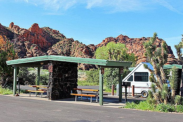 9 beste campings in St. George, Utah