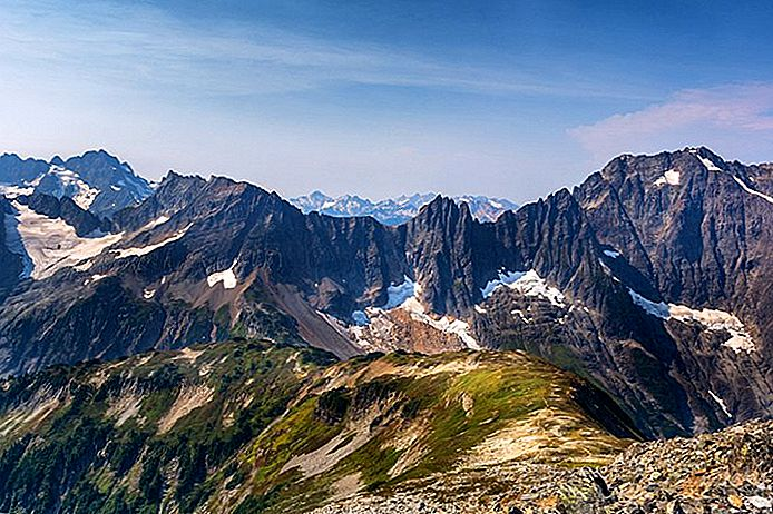 9 topprankade vandringar i North Cascades National Park