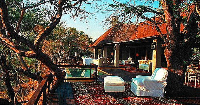 10 topklasse luxe Safari Lodges in Zuid-Afrika, 2018
