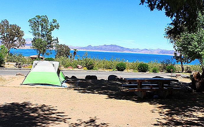 7 beste campings en RV Resorts rond Las Vegas