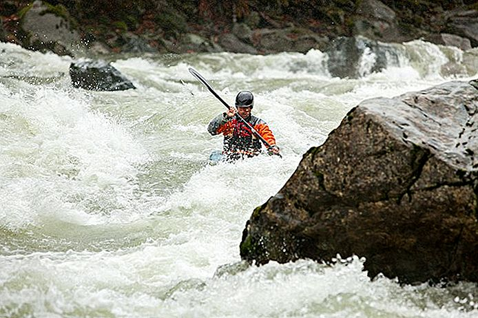 7 tipptasemel White Water Rafting & Kayaking Adventures Washingtonis