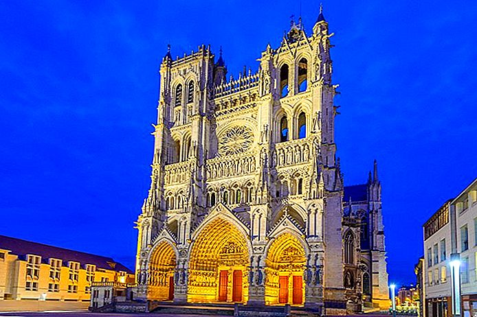10 Top turističnih znamenitosti v Amiens & Easy Day Trips