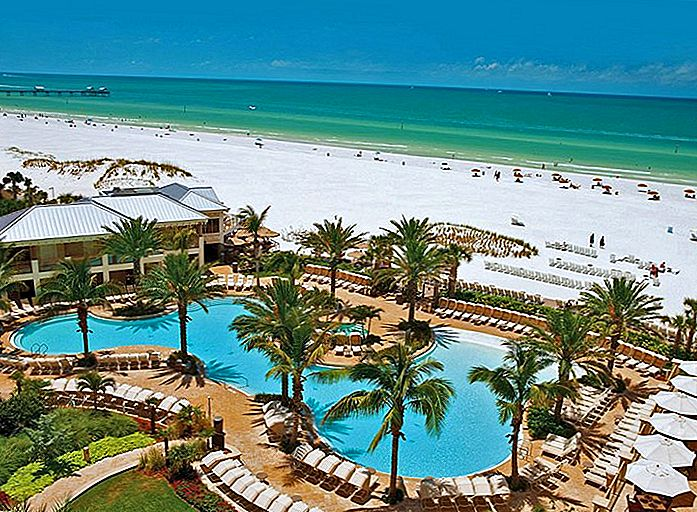 12 best beoordeelde resorts in Clearwater