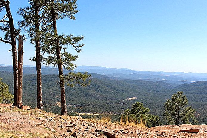 8 Top-Rated Campgrounds v bližini Payson, Arizona