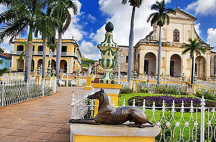 8 Top turističnih znamenitosti v Trinidad, Cuba in Easy Day Trips