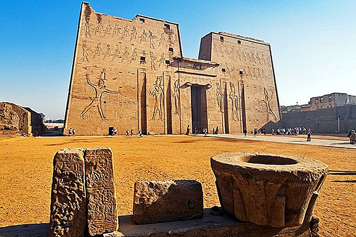 Exploring Edfu's Magnificent Temple of Horus
