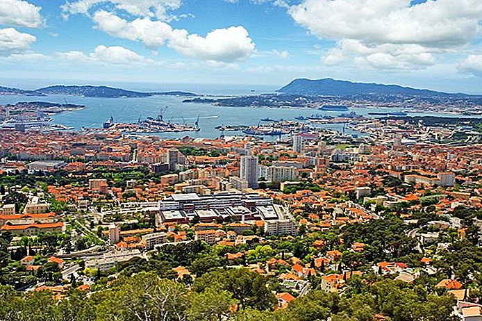 10 Top turističnih znamenitosti v Toulon & Easy Day Trips