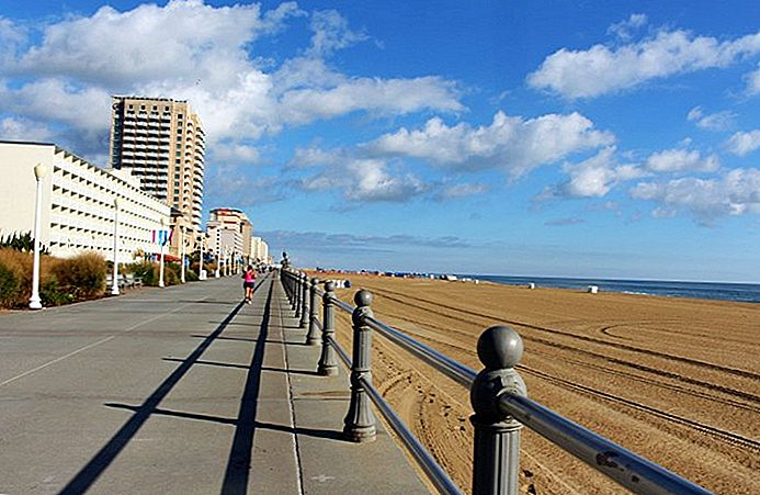 12 Top-rated turistattraktioner i Virginia Beach
