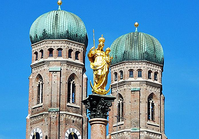 Meneroka Frauenkirche di Munich (Katedral Our Lady)