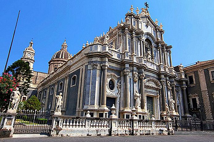10 Top turistattraktioner i Catania & Easy Day Trips