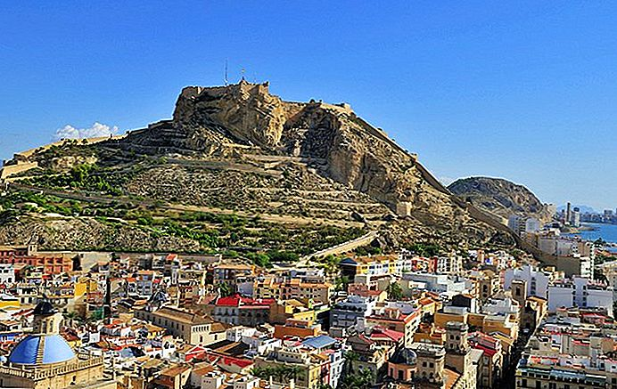 10 Top turistattraktioner i Alicante og Easy Day Trips