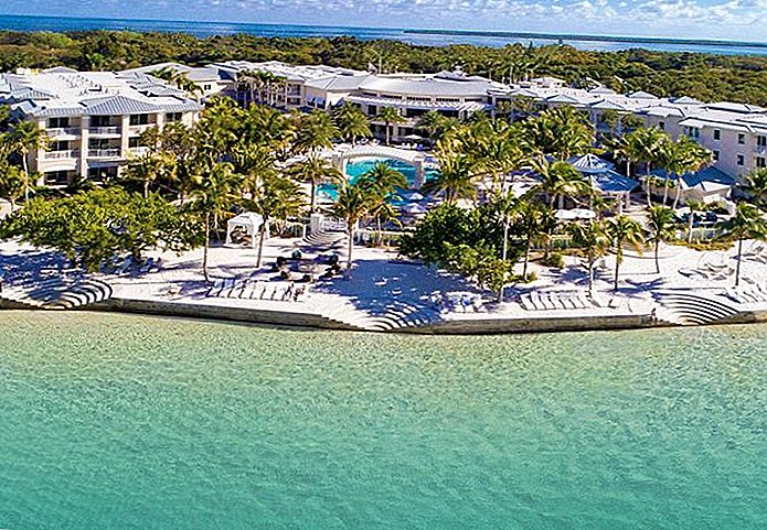 10 best beoordeelde resorts in Key Largo