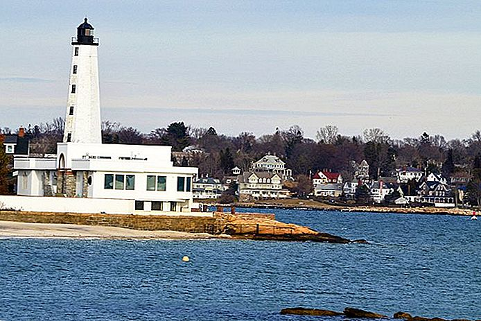 12 topklasse stranden in Connecticut